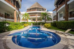 Deluxe Residence in Quadra Alea, Appartamenti  Playa del Carmen - big - 1