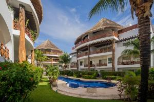 Deluxe Residence in Quadra Alea, Appartamenti  Playa del Carmen - big - 23