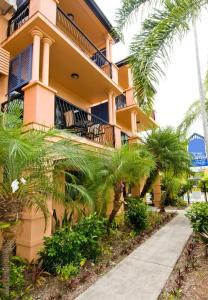 Central Plaza Apartments, Apartmánové hotely  Cairns - big - 20