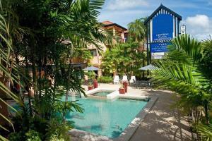Central Plaza Apartments, Apartmánové hotely  Cairns - big - 1