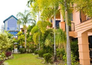 Central Plaza Apartments, Apartmánové hotely  Cairns - big - 21