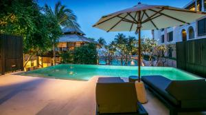 The Palayana Hua Hin Resort and Villas, Курортные отели  Ча-Ам - big - 176