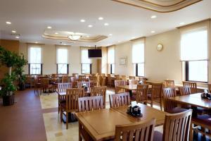 Hotel Route-Inn Mikawa Inter, Gazdaságos szállodák  Hakuszan - big - 22