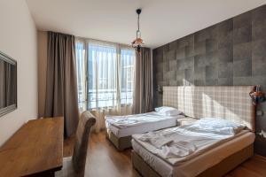 Cornelia Boutique & SPA, Apartmánové hotely  Bansko - big - 18