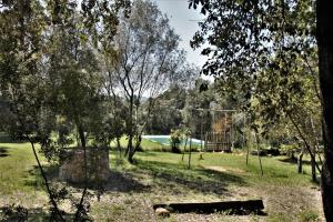 Mas El Carles, Vidiecke domy  Beuda - big - 5