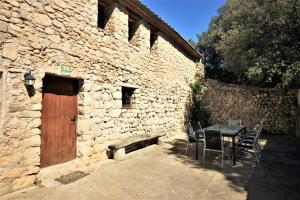 Mas El Carles, Vidiecke domy  Beuda - big - 37