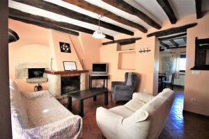 Mas El Carles, Vidiecke domy  Beuda - big - 44