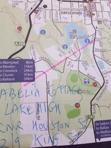Abelia Cottages Of Daylesford Lakehigh, Nyaralók  Daylesford - big - 7