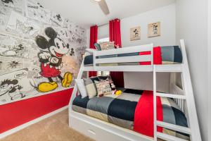 Mickey's Summer Escape, Apartmanok  Orlando - big - 11