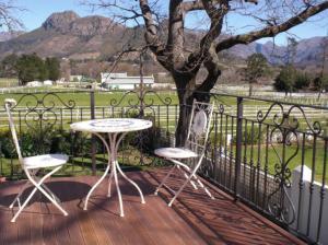 Auberge La Dauphine Guest House, Penziony  Franschhoek - big - 3