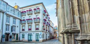 Casa Celsa-Barbantes, Affittacamere  Santiago di Compostela - big - 29