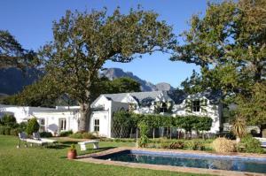 Auberge La Dauphine Guest House, Penziony  Franschhoek - big - 17