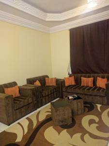 Al Manzel Al Hadea Aparthotel Taif, Aparthotels  Taif - big - 11