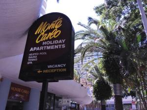 Monte Carlo Unit 44 - Surfers Paradise, Queensland, Australia