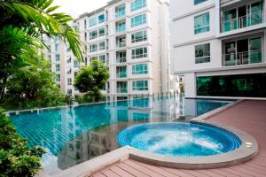 Gfeel Studio Deluxe, Apartments  Bangkok - big - 7