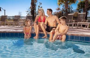 Shoreway Two-Bedroom Apartment 227, Apartmány  Orlando - big - 19