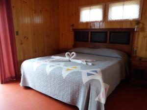 Hostal La Candelaria, Bed and Breakfasts  Algarrobo - big - 11