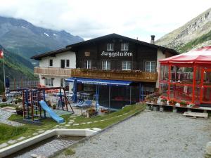 Berghotel Furggstalden - Hotel - Saas Almagell