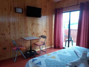 Hostal La Candelaria, Bed and Breakfasts  Algarrobo - big - 12