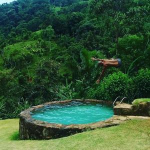 Casa do Capoeira Paraty, Ubytování v soukromí  Paraty - big - 50