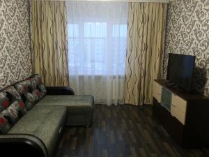 1-ая квартира, Apartmanok  Kogalim - big - 5