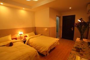 Dengba International Youth Hostel Jinan Branch, Хостелы  Цзинань - big - 4