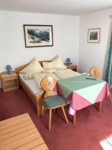 Landhaus Alpenrose - Feriendomizile Pichler, Guest houses  Heiligenblut - big - 16