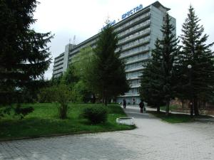 Курортный отель Кристалл, Трускавец