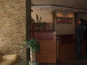 Курортный отель Кристалл - фото 3