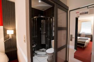 Inter-hôtel Le Pillebois, Отели  Montrevel-en-Bresse - big - 6