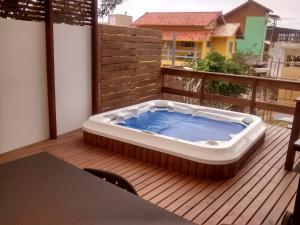 Campeche Homestay, Alloggi in famiglia  Florianópolis - big - 14