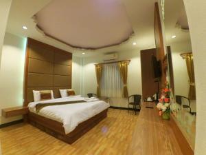 Dusita Grand Resort, Üdülőközpontok  Hatjaj - big - 17