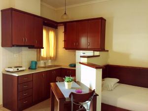 Vaya Apartments & Studios, Apartmanok  Platamónasz - big - 33