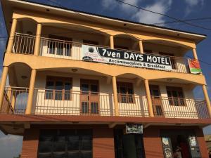 7ven Days Motel