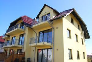 Ferienwohnung Wiek - Villa Boddenblick