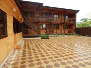 Гостевой дом Wooden - фото 3