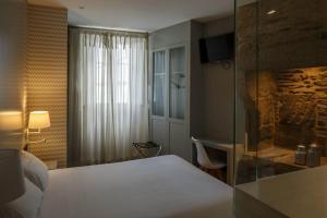Hotel Atalaia B&B, Hotely  Santiago de Compostela - big - 36