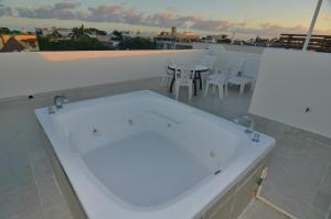 Rinconada del Mar Apartamentos, Apartmánové hotely  Playa del Carmen - big - 19