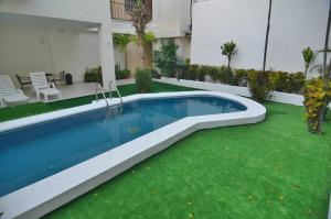 Rinconada del Mar Apartamentos, Apartmánové hotely  Playa del Carmen - big - 30