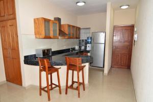 Rinconada del Mar Apartamentos, Apartmánové hotely  Playa del Carmen - big - 8
