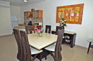 Rinconada del Mar Apartamentos, Apartmánové hotely  Playa del Carmen - big - 6