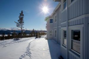 Laxvägen 9, Apartments  Lofsdalen - big - 10
