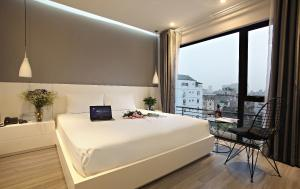 Hanoi Ping Luxury Hotel, Hotely  Hanoj - big - 23