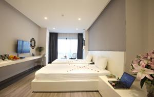Hanoi Ping Luxury Hotel, Hotely  Hanoj - big - 28