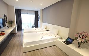 Hanoi Ping Luxury Hotel, Hotely  Hanoj - big - 5