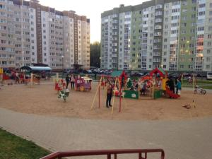 Apartamienty Green Forest, Apartments  Borovlyany - big - 4