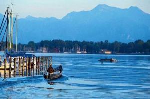Zum Fischer am See, Pensionen  Prien am Chiemsee - big - 15