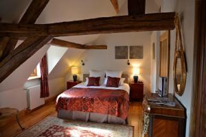 Les Deux Chèvres, Hotely  Gevrey-Chambertin - big - 11