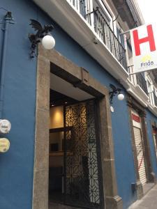 Hotel Frida, Hotels  Puebla - big - 33