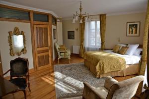 Les Deux Chèvres, Hotely  Gevrey-Chambertin - big - 13